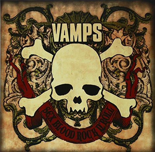 VAMPS / SEX BLOOD ROCK N' ROLL[初回限定盤B]の商品画像