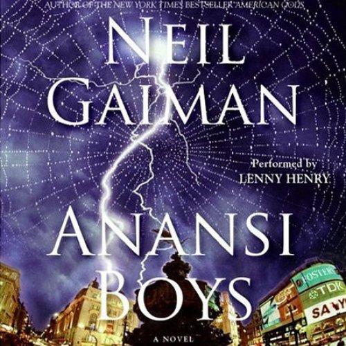 Pdf Fantasy Anansi Boys