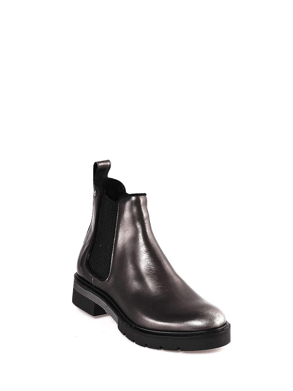 Tommy Hilfiger Metallic Leather Leather Leather Chelsea avvio, Stivali Donna | una vasta gamma di prodotti  f52315