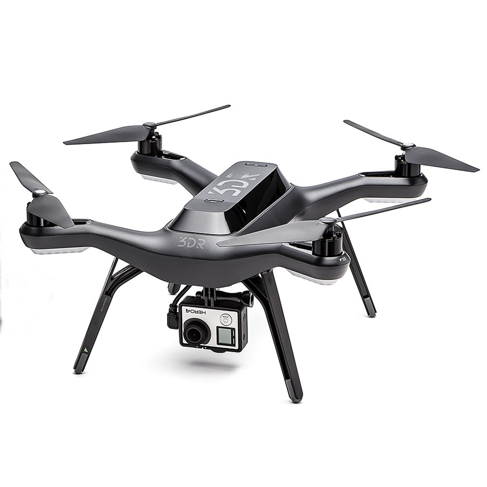 3DR Solo Cinematography Drone Quadcopter