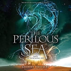 The Perilous Sea Hörbuch
