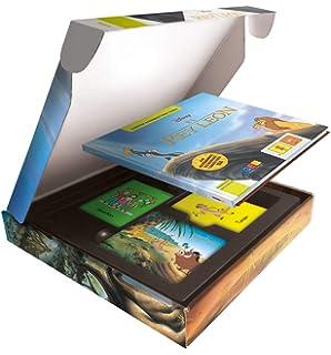 Mickey y los superpilotos.La carrera del lazo Rigatoni - cuento con pictogramas/ Editorial GEU/ A partir de 3 años-TEA/ Fomento lectura / Apoyo visual: Amazon.es: The Walt Disney Company: Libros