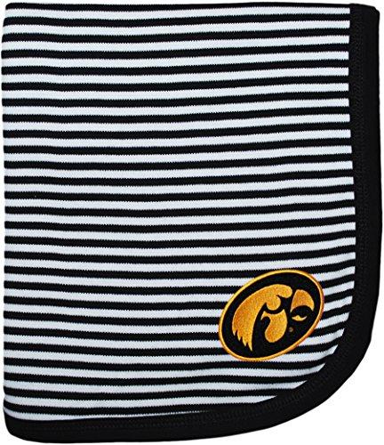 - University of Iowa Hawkeyes NCAA Baby Blanket 33