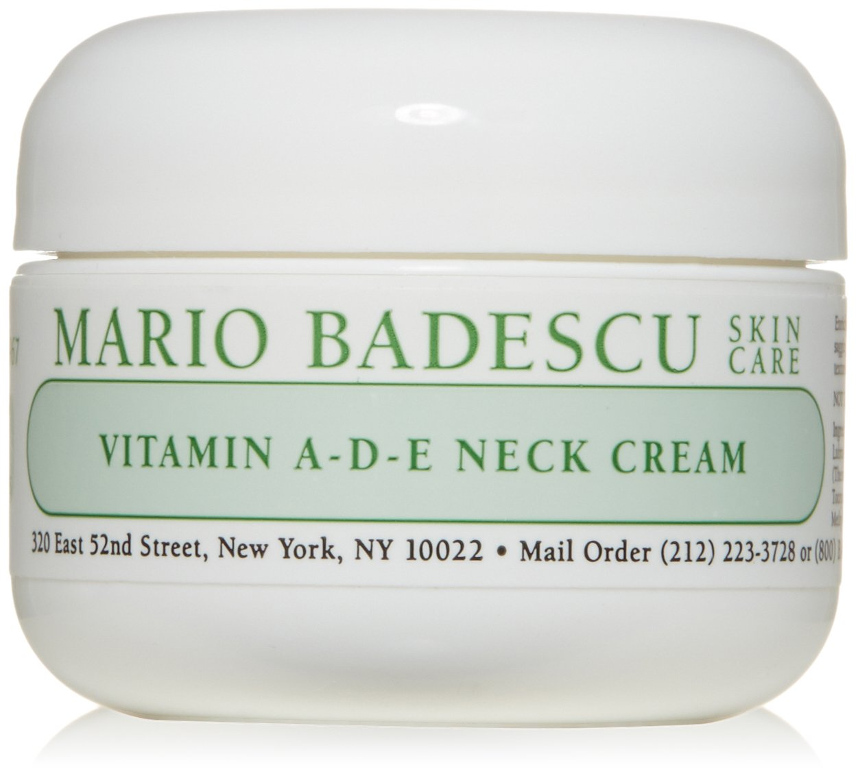 Mario Badescu Vitamin A-D-E Neck Cream, 1 oz. by Mario Badescu