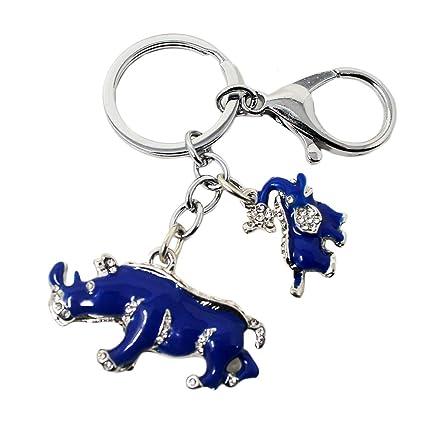Feng Shui Fengshuisale azul rinoceroncentes y protección de ...
