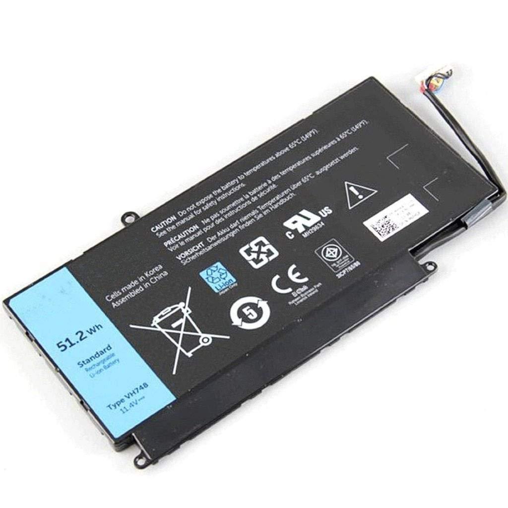 BPX batería del ordenador portátil 11.4V 51.2Wh VH748 for Dell 5470 Inspiron 14-5439 Vostro 5460 5470 Dell 5560 05b1d6