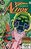 img - for Action Comics #649 book / textbook / text book