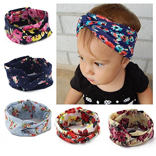 Yeshan Headband Knotted Newborn Childrens