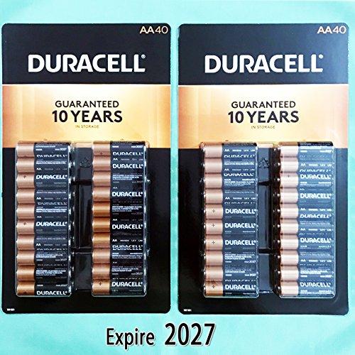 Most Popular AA Batteries