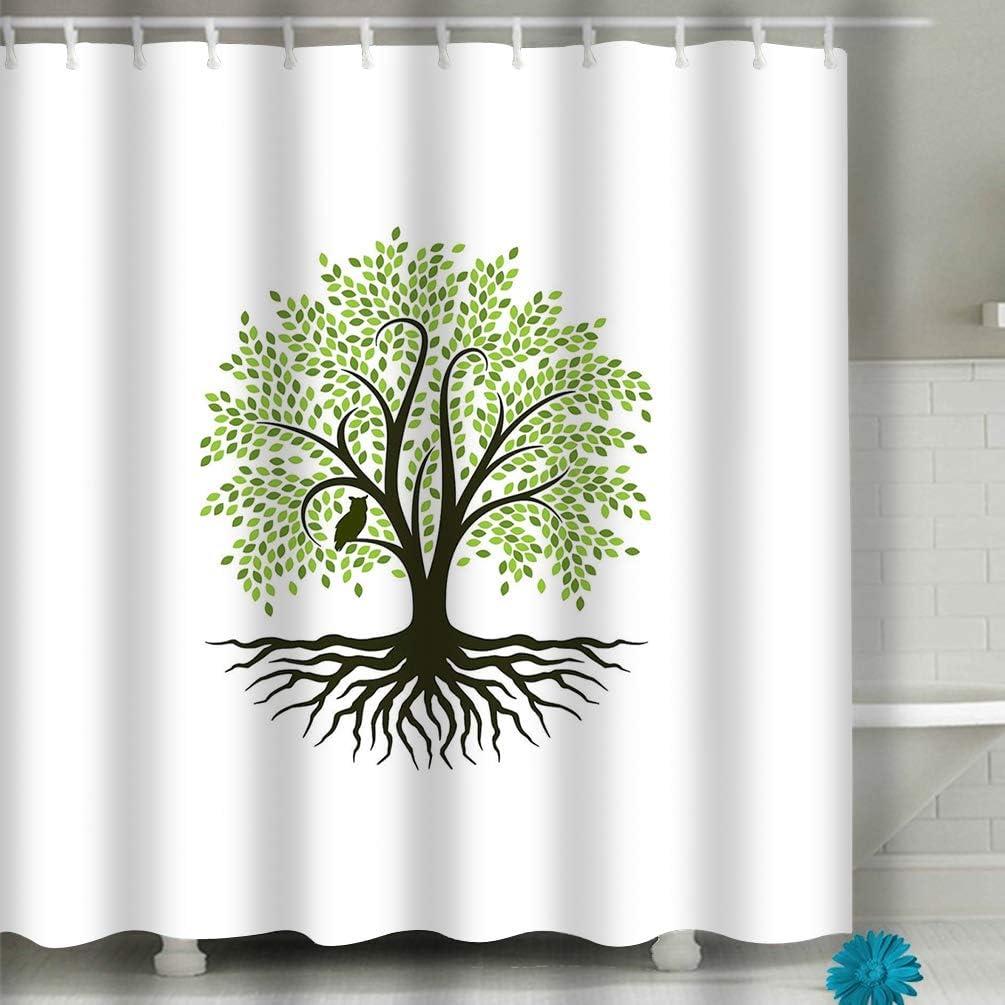 yilinger home decor shower curtain