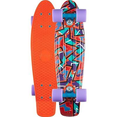 "Penny Skateboards Spike 22"" Complete Cruiser Skateboard - 6"" x 22"" : Sports & Outdoors"