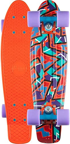 Penny Skateboards Spike 22 Complete Cruiser Skateboard – 6 x 22