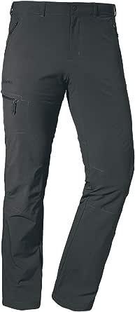 Schöffel Pants Koper1 - Pantalones cómodos y robustos para Hombre con elástico en 4 direcciones, Pantalones de Senderismo elásticos e Impermeables para Hombre. Hombre