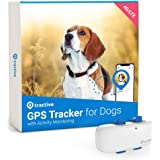 Tractive LTE GPS Dog Tracker - Location & Activity Tracker for Dogs with Unlimited Range