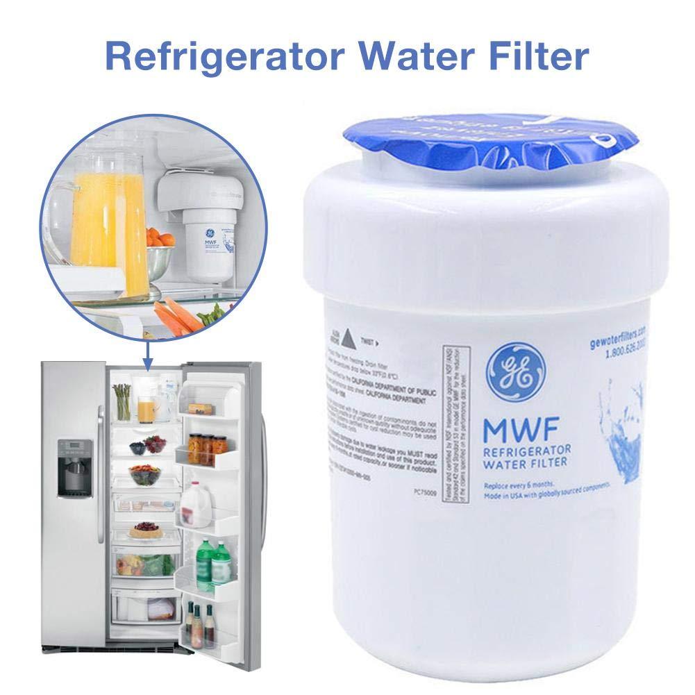 Liteness Filtro De Nevera Filtros De Agua Repuesto para Mwf Refrigerator Filter Refrigerator 136.6x8.5x8.7 Cm Outstanding Lovable