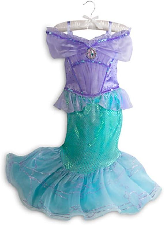 Tienda Disney princesa Ariel disfraz Fancy de la Sirenita Nuevo ...