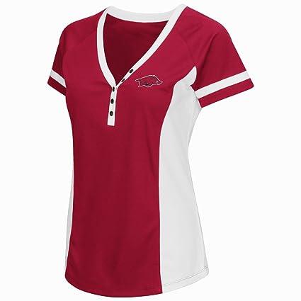 low priced a5ded 9d5d3 Amazon.com : Arkansas Razorbacks Women's NCAA