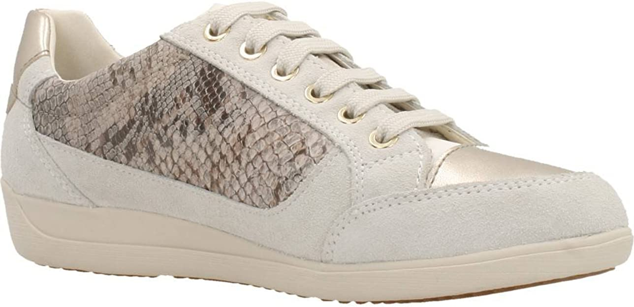 Geox DD Myria A, Sneakers Basses Femme