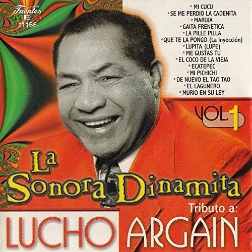 ... Tributo a Lucho Argaín, Vol. 1