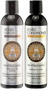 Beard Guyz Beard Daily Wash 35 and Deep Conditioner 25 Set