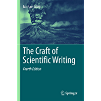 The Craft of Scientific Writing (English Edition)