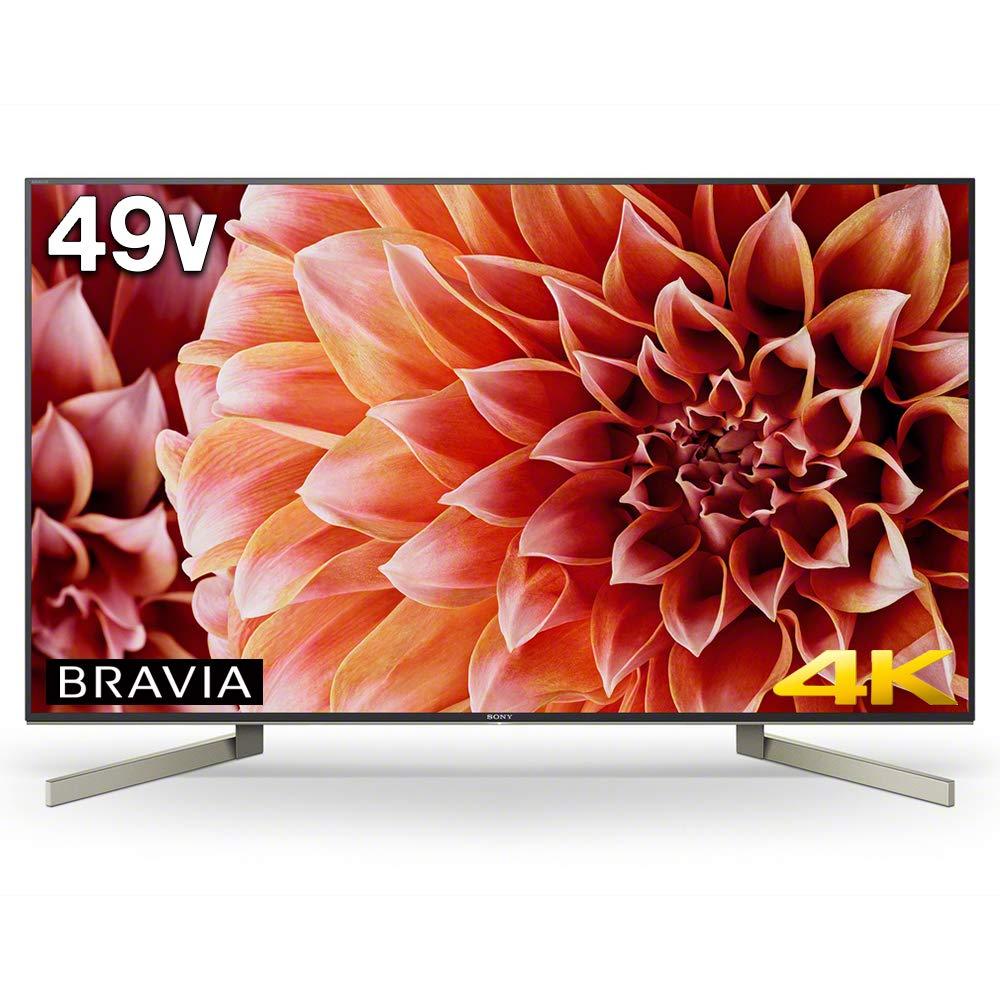 SONYのおすすめテレビ|液晶 テレビ BRAVIA KJ-49X9000F 4K