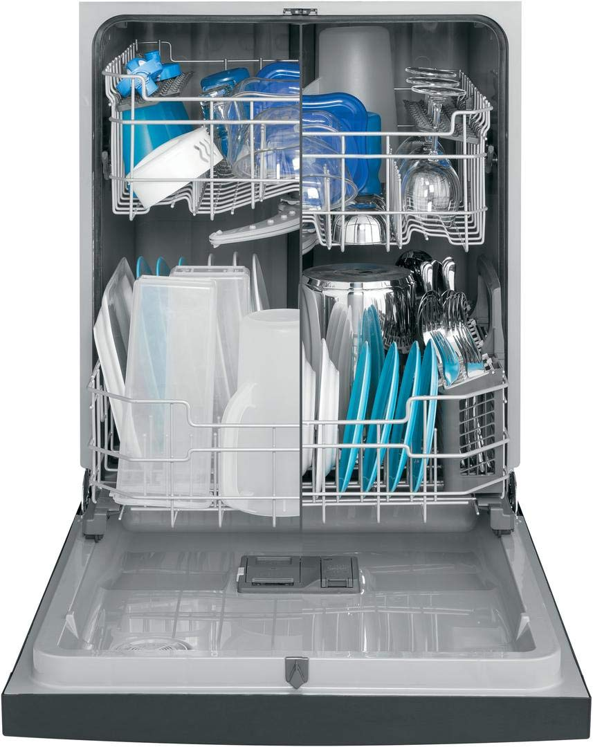 GE GDF530PSMSS 24 Inch Stainless Steel Full Console Dishwasher