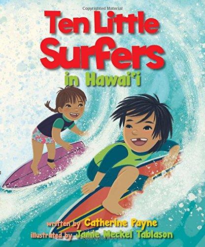 Download Ten Little Surfers in Hawaii pdf