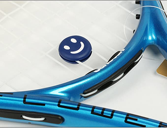 Amazon.com : Senston Tennis Racket Silicone Vibration ...
