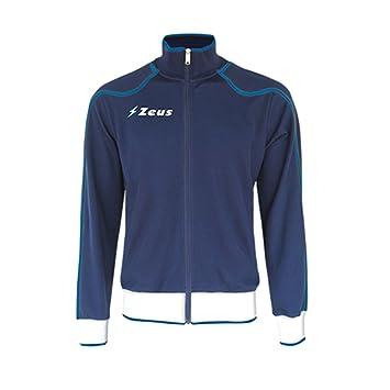 TG 21157 Royal Blau Weiß Feldspieler Sweatjacken