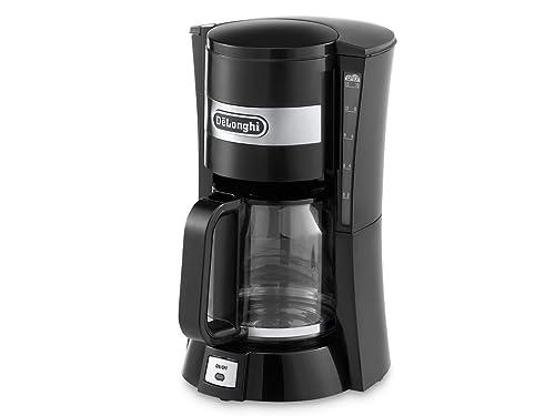 De'Longhi ICM15210.1 Filter Coffee Maker - Black