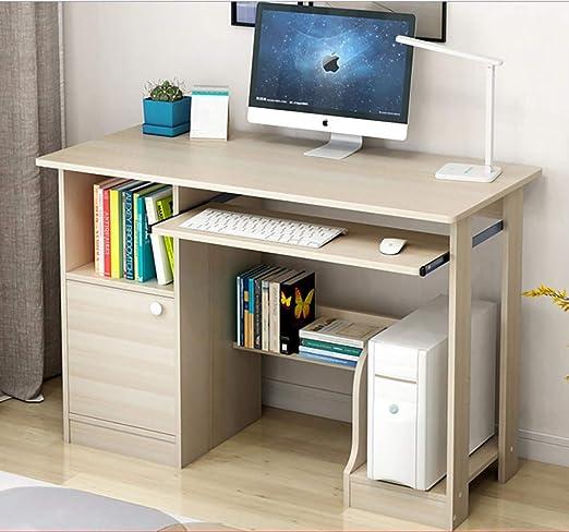 Escritura Escritorio de computadora Mesa de ordenador portátil de ...