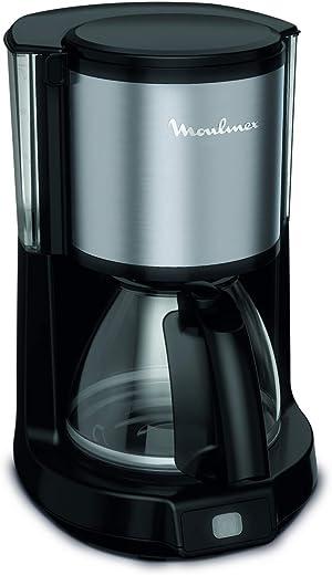 صانعة القهوة مولينكس سوبيتو سعة ١,٢٥ لتر – أسود (FG370827)