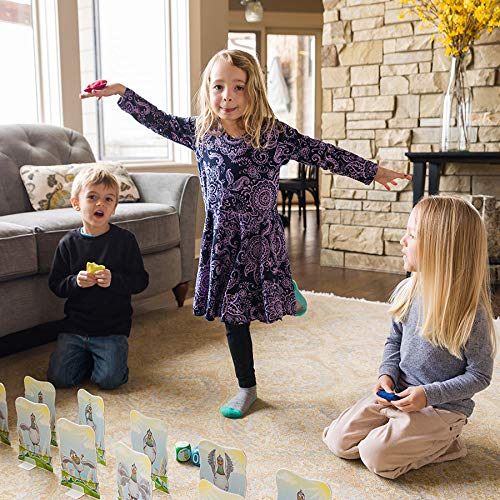 Sturdy Birdy is an active game for kids