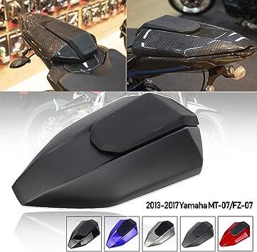 Pillion Rear Solo Seat Cover Cowl Fairing For Yamaha MT-07 FZ07 MT07 2013-2016