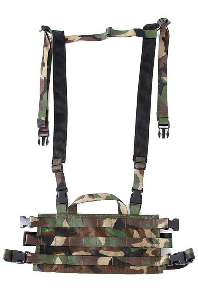 AO Chest Rig Rig/Carrier Woodland