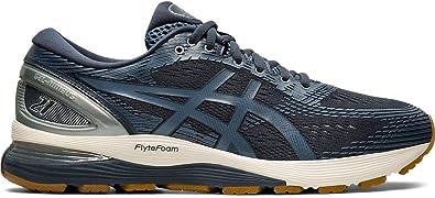 ASICS Gel-Nimbus 21 - Zapatillas de running para hombre: Amazon.es: Zapatos y complementos