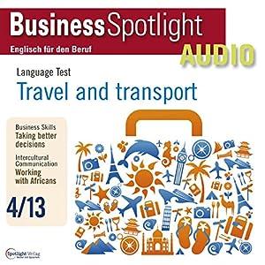 Business Englisch lernen Audio - Entscheidungen treffen. 4/2013 Hörbuch