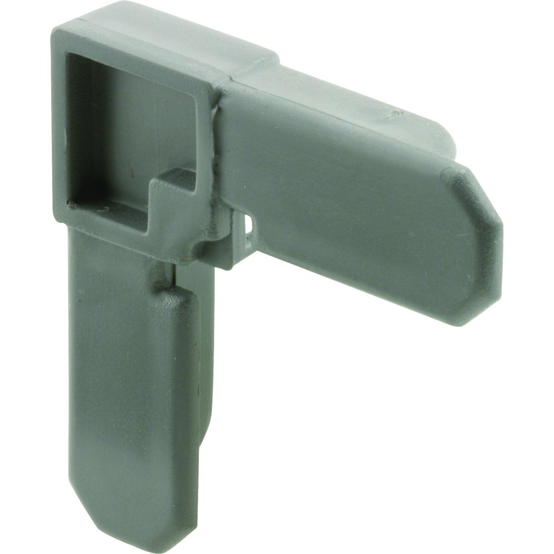, x 3//4 in Bronze Finish, Box of 100 Prime-Line Products MP7722 Plastic Screen Frame Corner 3//8 in