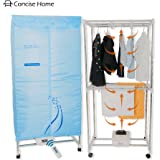 Electric Portable Clothes Dryer Laundry Drying Rack With