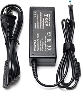 45W 19.5V 2.31A Ac Adapter Laptop Charger for HP Pavilion 15-f272wm 15-f009wm 15-f010wm 15-f039wm 15-f233wm 15-f387wm 15-f111dx 15-f004dx 15-f018dx 15-f211nr 15-f269nr Power Cord