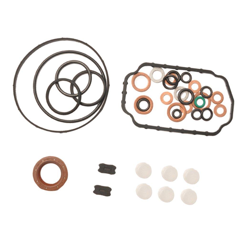 Baosity 1 Pack Diesel Fuel Pump High Pressure Gaskets Reseals 1467010059 Auto Accessory