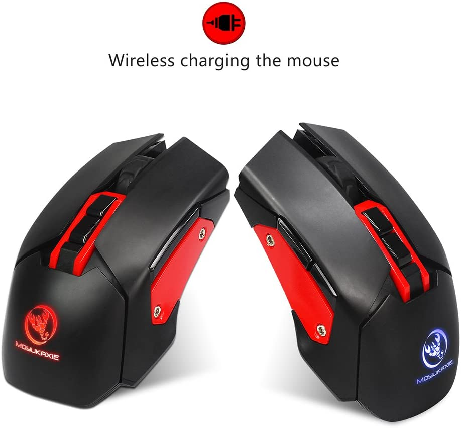Color : Gold Black GUODLIN Office Business Wired USB Mouse 3-Button USB Wired Mouse Computer Compatible with PC Laptop Mac Desktop   5 Colors Can be Choose