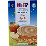 Hipp Organic Milk Pap Goodnight Fine Apple, 250g