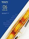 Trinity College London Violin Exam Pieces 2020-2023: Grade 6