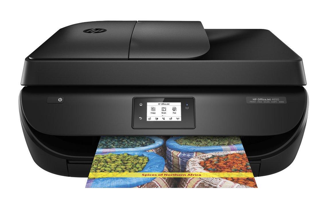 HP Officejet 4650 All-in-One impresora, fotocopiadora ...
