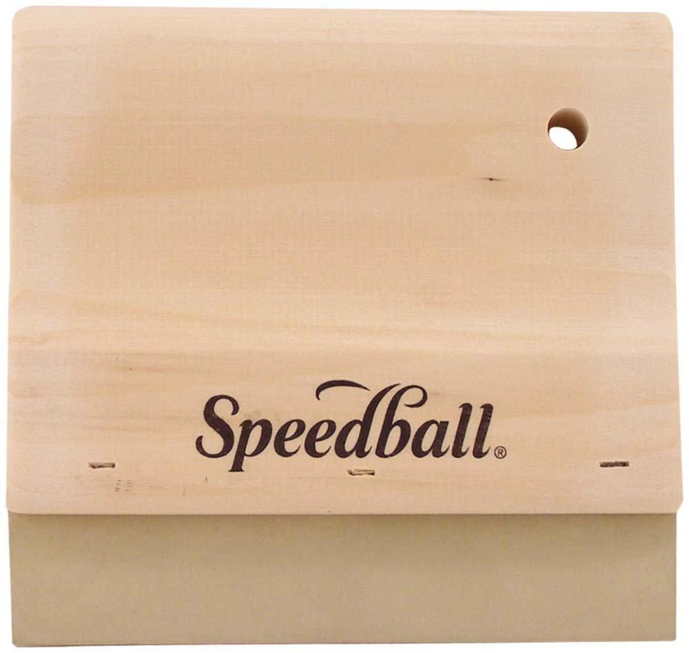 Speedball Graphic Squeegee 65 Durometer, 6