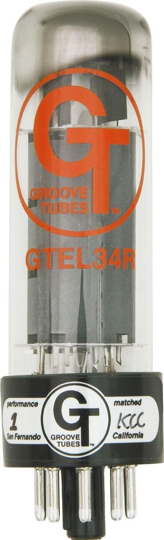 憧れ GROOVE TUBE GT-EL34R QT(4本セット) GROOVE 真空管 EL34シリーズ 4本セット 真空管 4本セット グルーブチューブ B0002DY8AI, MTK SHOP:e9db3de9 --- a0267596.xsph.ru