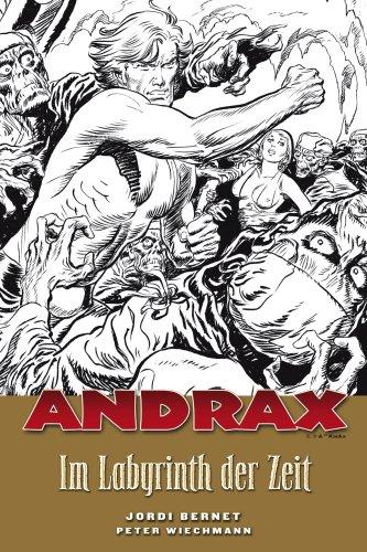 Andrax, Bd.2 : Im Labyrinth der Zeit