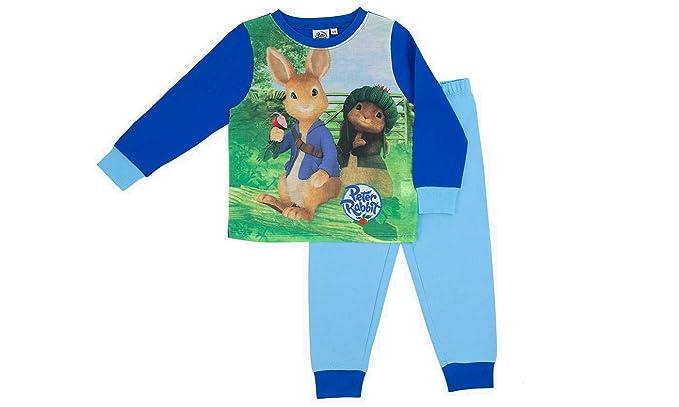 84a81a0a0 Boys Pyjamas Beatrix Potter Peter Rabbit Pjs Age 1.5 to 5 Years ...